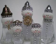 50 Creative Snowman Christmas Decoration Ideas is part of Upcycled Crafts Christmas Decoration - Snowman Christmas ornaments are really popular these days and are a must have for this year's festive season Snowman Christmas […] Snowman Christmas Decorations, Snowman Crafts, Jar Crafts, Christmas Snowman, Xmas Ornaments, Homemade Christmas, Simple Christmas, Christmas Projects, Holiday Crafts