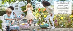 Easter Gifts & Personalized Easter Gifts for Kids | Pottery Barn Kids
