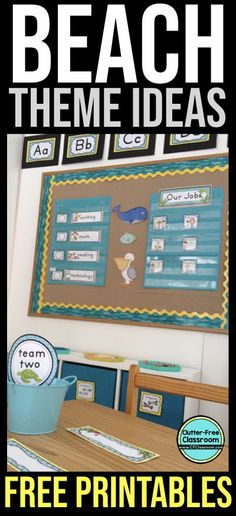 178 best beach classroom theme ideas and decor images classroom rh pinterest com