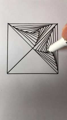 Optical Illusions Drawings, Illusion Drawings, Illusions Mind, Art Drawings Sketches Simple, Pencil Art Drawings, Easy Drawings, Illusion Kunst, Optical Illusion Art, Art Optical