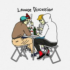 lounge discussion