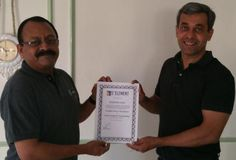 Congratulations Prakash Thalya - on receiving your Prestigious Licensed Trainer of Emotional Fitness Gym Certificate  NLP Training from Anil Dagia - India's Most Innovative NLP Trainer  Next ICF + NLP Dual Certification Life Coach Training (India) - Pune - June :- http://www.anildagia.com/events/262