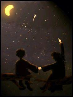 A la luz de la luna pidamos un deseo