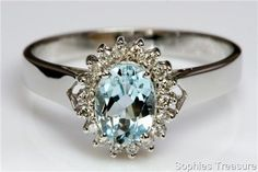 If I were someone who wore rings, well then this is just gorgeous!