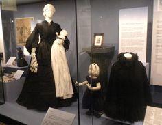 museum dress displays   Museum Visit: York Castle Museum