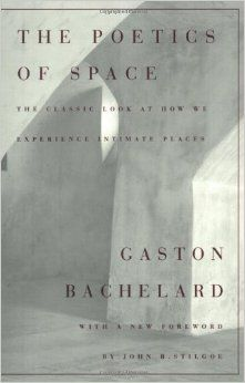 The Poetics of Space Paperback – April 1, 1994 by Gaston Bachelard (Author), Maria Jolas (Translator), John R. Stilgoe (Foreword) #Architecture #Books Disc: Affiliate Link