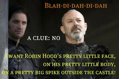 Old-Fashioned Charm: Robin Hood (BBC TV Series)