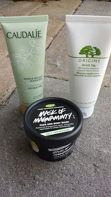 Three Masks to Try Today (Or Sometime Soon)