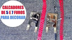 Kit calcadores para barra - YouTube