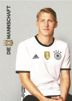 Bastian Schweinsteiger. Die Mannschaft  EuroCup 2016