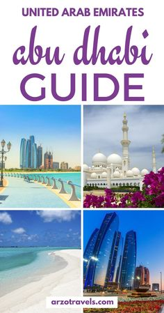 If you are planning to visit Abu Dhabi for the first time this quick guide will help you to plan your trip. Where to stay, what to see and do for your first Abu Dhabi trip. UAE.