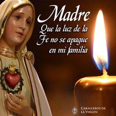 Que la luz de la fe siempre este en nuestra familia