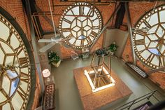 This $8.5 Million San Francisco Apartment Is Inside a Clock Tower Photos | Architectural Digest
