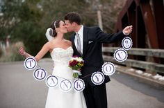 Keep It Snappy: Fun Wedding Photo Trends - What's Up? Weddings