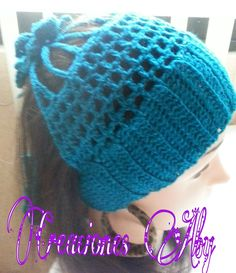 Vincha Cautivadora a Crochet
