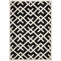 love that rug pattern