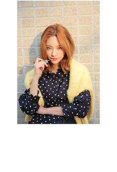 Byun Jungha - Byeon Jeongha - Model - Korean Model - Ulzzang - Stylenanda - 3CE