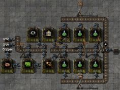 Steam Community :: Guide :: Automation Designs   Science + More (Efficient)