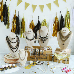 Discover great gifts + party-perfect pieces on my boutique today!   Visit my boutique today www.chloeandisabel.com/boutique/agorman