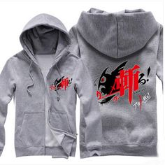 Camplayco Akame Ga Kill Cosplay Gray Hoodies Warm Coat Size S New -- Find out more about the great product at the image link.
