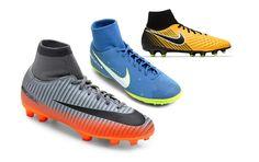 7c98b76970 Seleção de Chuteiras Nike Botinha em promoção na Netshoes. Além de bons  preços