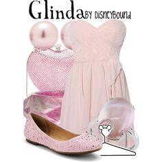 """Glinda"" by lalakay on Polyvore"