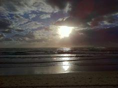 Sunrise at Kurrawa Beach. Australian Titles 2013