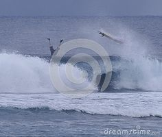 Surfer Wipeout - Download From Over 26 Million High Quality Stock Photos, Images, Vectors. Sign up for FREE today. Image: 44970139