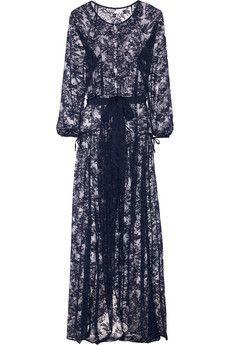 Agent Provocateur - Cathie lace robe 05d5a7c3a4c78