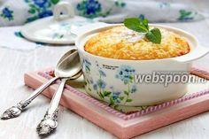 Пудинг рисовый для детей
