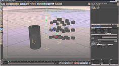 Cinema4D Tutorial: The Multi-Purpose Inheritance Effector (Intermediate)