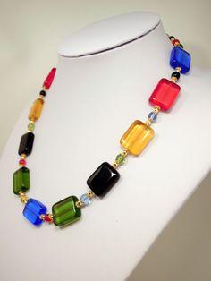 Collar Necklace Vida Rialto Store Venice Italy