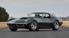 1969 Chevrolet Corvette L88 presented as Lot S102 at Monterey, CA