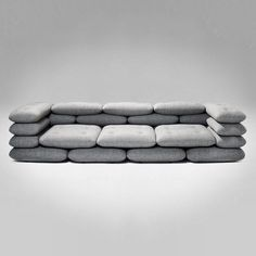 Brick Sofa by Kibisi