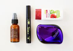 New In: Recent Organic Beauty Purchases: Avril beaute, Alterra, Tangle Teezer, John Masters Organics