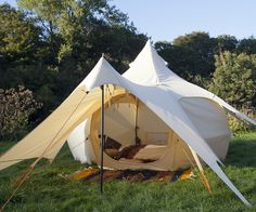 Meet the Lotus Bud, the latest addition to the Lotus Belle glamping family