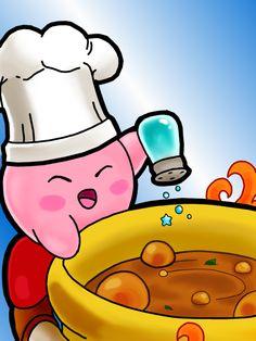 Cook Kirby by AzureShinobi.deviantart.com on @deviantART