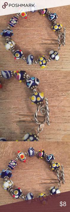 Bracelet Sterling silver and Crystal 🌺 Bracelet Sterling silver and Crystal 🌺 Jewelry Bracelets