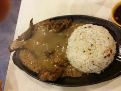 Sizzling Beef. @Chekwa Grains, Rice, Beef, Food, Meat, Essen, Meals, Seeds, Yemek