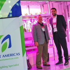 Since our #instagram is new I thought I'd introduce you to a couple of guys on our #hortamericas team. On the left is Jared Lee one of our sales managers and on the right is Chris Higgins @chigginstraveler  our general manager. Our greatest goal is to be a resource to our customers and help with all their #greenhouse #verticalfarming needs! That's why we our always trying to add #casestudies and #growerresources to our site and improve our #customerservice by hortamericas