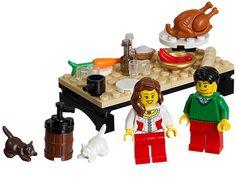 Thanksgiving Feast set