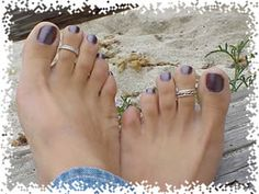 fitted toe rings