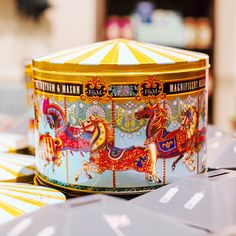 #FortnumsChristmas #Fortnuma&Mason #Biscuits #MusicBox