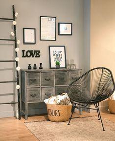 hygge home interiors Home Decor Furniture, Furniture Design, Hygge Home Interiors, Home Decoracion, Decoration, Sweet Home, Bedroom Decor, House Design, Architecture