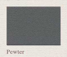 Painting the past Muurverf Pewter - GM Landelijk Wonen | Webshop met woonaccessoires en meer..