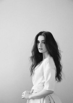 Portrait Photography Inspiration : Lily Collins