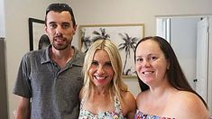 Don't Plan Your Reno Without Seeing Cherie's Budget Apartment Transformation Caravan Inside, Byron Bay Beach, 21st Century Homes, Patio Design, Backyard Designs, Eco Friendly House, Australian Homes, Home Reno