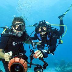 Local scuba diving playa del carmen Scuba libre