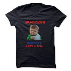 Success Baby Good Baby in USA - #gifts #gift basket. BUY-TODAY => https://www.sunfrog.com/Faith/Success-Baby-Good-Baby-in-USA.html?68278