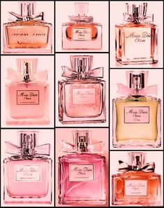 a3ef6c93119 Dior Perfume Collection